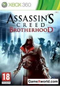 Assassins creed: brotherhood (2010/Pal/Multi10/Russound/Xbox360)