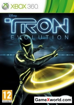 Tron: evolution - the video game (2010/Rf/Eng/Xbox360)