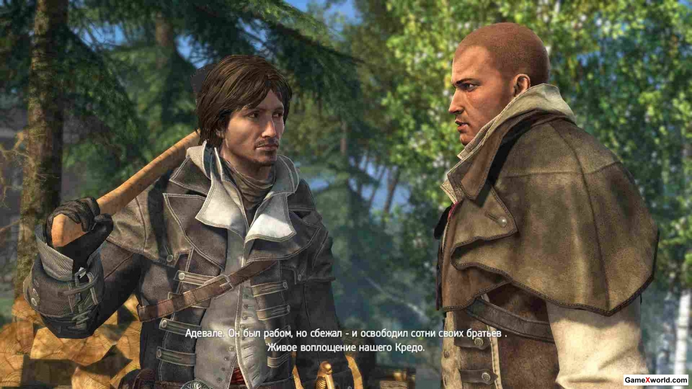 Assassins creed rogue (v.1.1.0) 2015 (rus/Eng/Repack). Скриншот №1