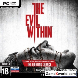 The evil within (2014) rus/Eng/Repack