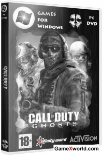 Call of duty: ghosts - deluxe edition [update 12] (2013) pc | rip