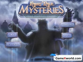 Fairy tale mysteries: the puppet thief collectors edition (20012/Eng)