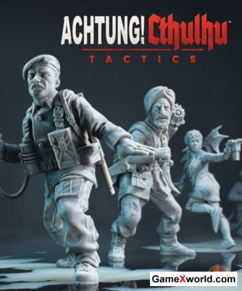 Achtung! cthulhu tactics (2018/Eng/Multi5/Repack от fitgirl)