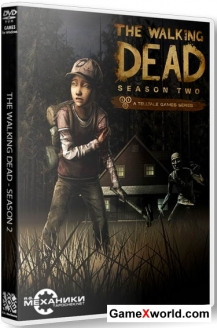 The walking dead: the game. season 2 - episode 1 and 2 (2013) pc | repack