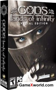 Gods: lands of infinity - special edition (2006) pc