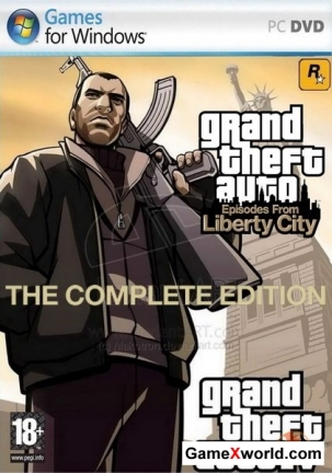Grand Theft Auto: Complete Edition / Grand Theft Auto: Полное издание (2008-2010/RUS/ENG/RePack by R.G. Механики)