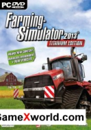 Скачать игру Farming Simulator 2013. Titanium Edition (2013/ENG/MULTI4) бесплатно