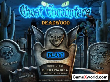 Ghost Encounters: Deadwood (2012)