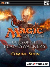 Magic: The Gathering Duels of the Planeswalkers 2014 (2013/RUS/ENG/MULTI9)