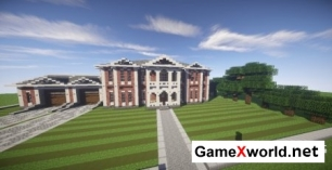 Georgian Estate для Minecraft
