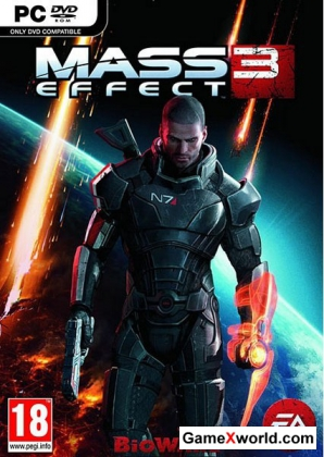 Mass Effect 3 (2012/RUS/ENG/MULTI7/Repack by [Shmel] R.G. Repackers)