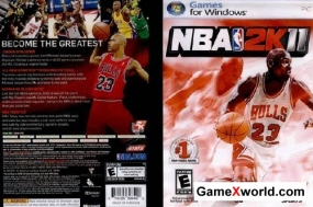 Nba 2k11 (2010/Eng/Full rip by tptb)