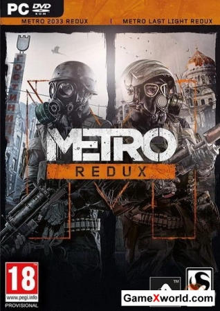 Metro redux дилогия / metro redux dilogy (update 5) (2014/Rus/Eng/Multi/Repack by decepticon)