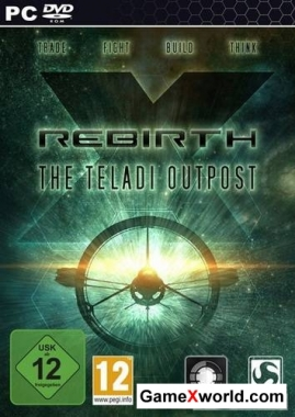 X rebirth: the teladi outpost (2014/Rus/Eng-reloaded) + repack