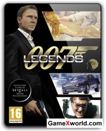 007 legends [update 1 + 1 dlc] (2012) pc | repack от qoob