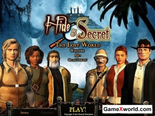 Hide and secret: the lost world (beta)