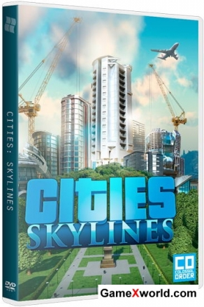 Cities: skylines - deluxe edition [v 1.7.0-f5 + dlcs] (2015) pc | repack от xatab