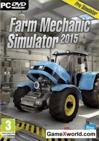 Farm mechanic simulator 2015 (2015/Eng/Multi5)