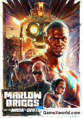 Marlow briggs and the mask of death (2013/Eng/Repack r.G. element arts)