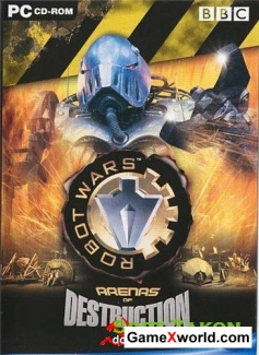 Robot wars: arena of destruction (2002/Pc/Rus)