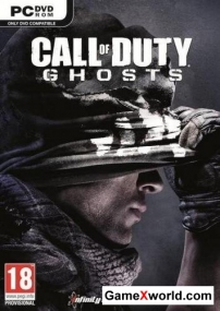 Call of duty: ghosts - ghosts deluxe edition [update 18] (2014/Pc/Патч)