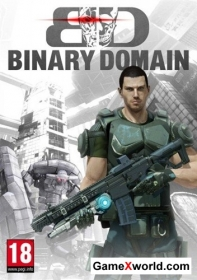Binary domain v.1.0u2 + 2 dlc (2012/Rus/Eng/Repack by fenixx)