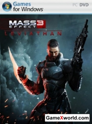 Mass effect 3 leviathan (2012/Rus/Eng/Repack от r.G. origami)