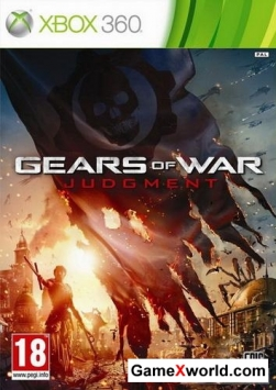 Gears of war: правосудие / gears of war: judgment (2013/Rf/Russound/Xbox360)