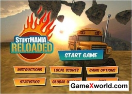 Stuntmania reloaded (2010/Eng)