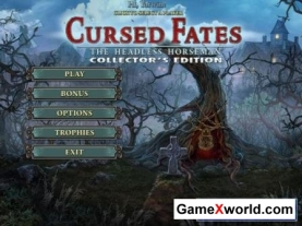 Cursed fates: the headless horseman. collectors edition (2013/Eng)