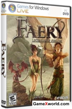 Faery: legends of avalon (2011) pc | lossless repack