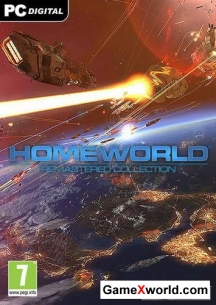 Homeworld remastered collection (2015/Rus/Eng/Multi5/Steam-rip)