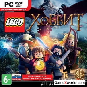 Lego the hobbit (v.1.0.0.22170) (2014/Rus/Eng/Multi10-ali213)