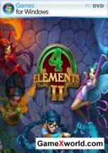 4 элемента: дилогия / 4 elements: dilogy (2007-2011) pc | repack