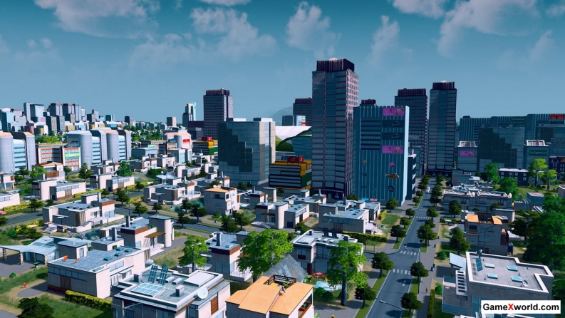 Cities: skylines - deluxe edition [v 1.7.0-f5 + dlcs] (2015) pc | repack от xatab. Скриншот №3