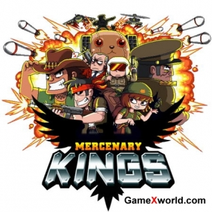 Mercenary kings (2014) pc