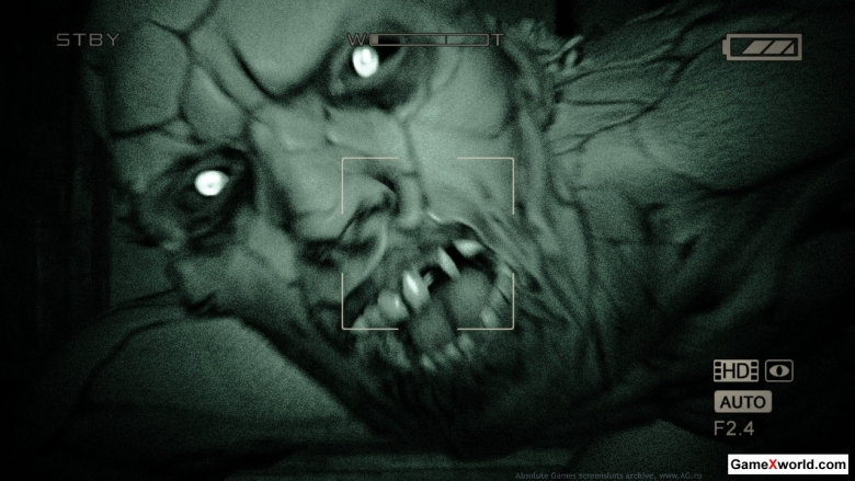 Outlast: whistleblower (2014) pc | лицензия. Скриншот №6