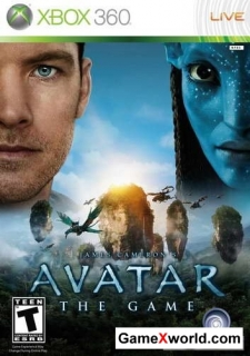 James camerons avatar: the game (2009/Rf/Rus/Xbox360)