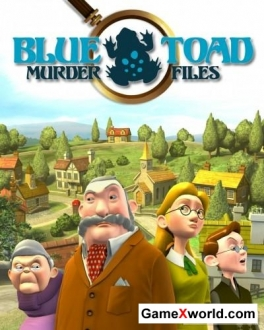 Blue toad murder files: the mysteries of little riddle (2010/Eng)